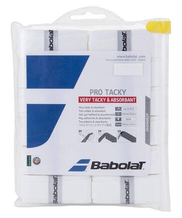 "Babolat - Tennis Griffbänder ""Pro Tacky 12er weiß"""