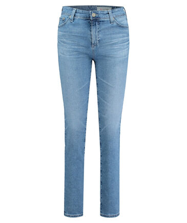 "AG - Adriano Goldschmied - Damen Jeans ""The Mari"" High-Rise Straight Fit"