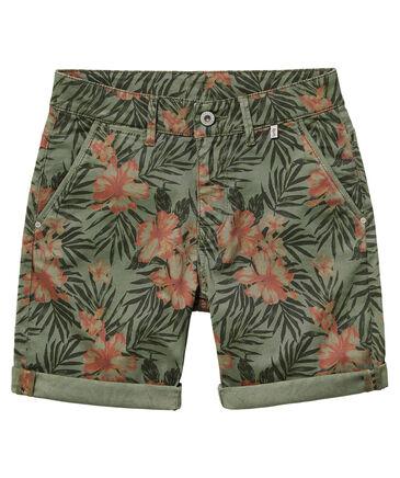 "Pepe Jeans - Jungen Shorts ""Blueburn Floret"""