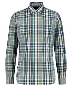 "Herren Hemd ""Midscale Check Shirt"" Regular Fit Langarm"