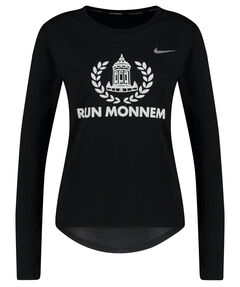 "Damen Laufshirt ""Run Monnem Miler LS Top"" Langarm"