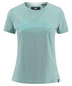 "Damen T-Shirt ""Vintage Logo Tonal Sequin Entry Tee"""
