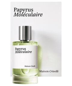 """entspr. 180,00 Euro / 100 ml - Inhalt: 100 ml Damen Parfum """"Papyrus Moléculaire"""""""