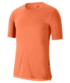 "Herren Yoga Shirt Kurzarm ""Dri-Fit"""