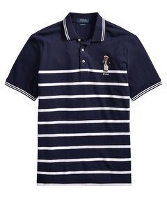 cba59707145e11 Herren Poloshirt Kurzarm Slim Fit. marine. Polo Ralph Lauren