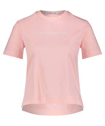 "CALVIN KLEIN JEANS - Damen T-Shirt ""Shrunken Institutional Logo Tee"""
