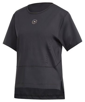 "Stella McCartney - Damen Trainingsshirt ""Truestrength Tee"" Kurzarm"