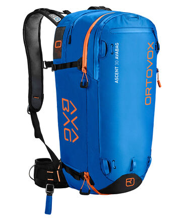 "Ortovox - Lawinenrucksack / Airbagrucksack ""Ascent 30 Avabag"""