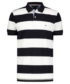 "Herren Poloshirt Kurzarm ""Block Stripe"" Regular Fit"