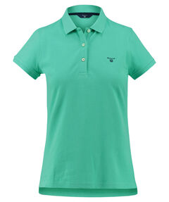 "Damen Poloshirt ""The Summer Pique"" Regular Fit Kurzarm"