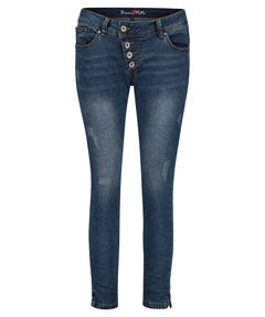"Damen Jeans ""Malibu""  Tapered 7/8-Länge"