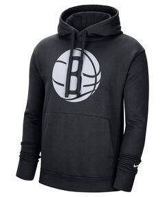 """Herren Basketball Sweatshirt """"NBA Nets Logo"""""""