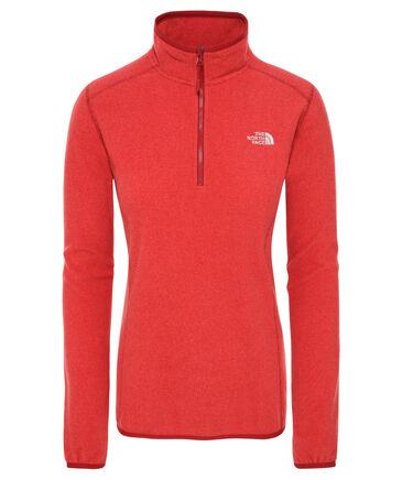 "The North Face - Damen Fleecepullover ""100 Glacier 1/4 Zip W"""