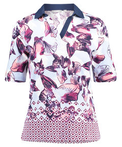 Damen Poloshirt Halbarm
