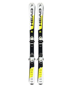 "Kinder Skier ""Supershape Team SLR 2 + SLR 7.5 AC"" inkl. Bindung"