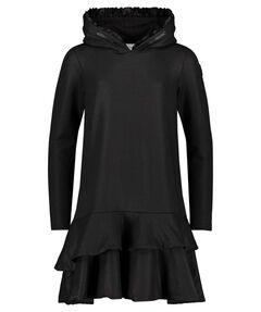 Kinder Mädchen Kleid mit Kapuze