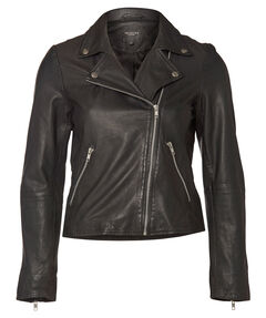 "Damen Lederjacke ""Marlen Leather Jacket"""