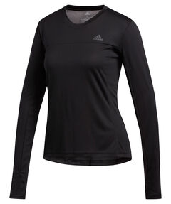 "Damen Laufshirt ""Own The Run"" Langarm"