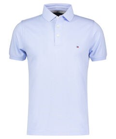 "Herren Poloshirt ""1985"" Slim Fit Kurzarm"
