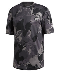 "Herren Trainingsshirt ""Continent Camo City T-Shirt"""