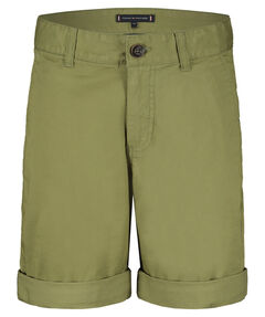 Jungen Chino-Shorts Slim Fit