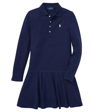 Polo Ralph Lauren Kids - Mädchen Kleid Langarm