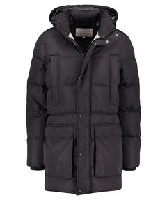 "Herren Daunenjacke mit Kapuze ""The Long Alta Down Jacket"""