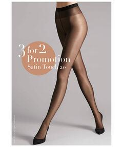 "Damen Strumpfhosen ""Satin Touch 3 for 2 Promotion"""