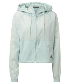 "Damen Trainingsjacke ""Badge of Sport Woven"""
