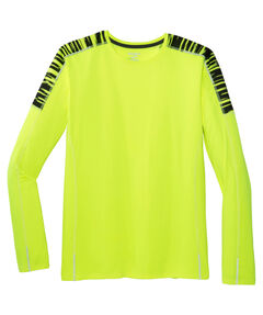 "Herren Running Shirt ""Nightlife"""