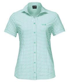"Damen Wanderbluse ""Kepler Shirt"" Kurzarm"