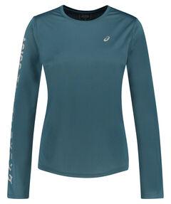 """Damen Laufsport Shirt """"Katakana"""" Langarm"""