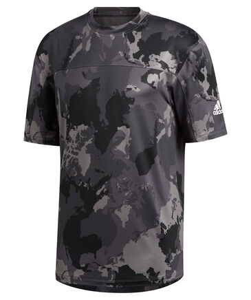 "adidas Performance - Herren Trainingsshirt ""Continent Camo City T-Shirt"""