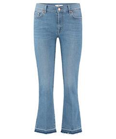 "Damen Jeans ""Cropped Boot"" Slim Fit verkürzt"