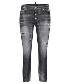"Damen Jeans ""Cool Girl"" Cropped"