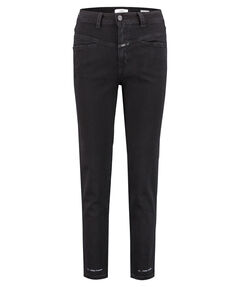"Damen Jeans ""Pedal Pusher"" High Waist"