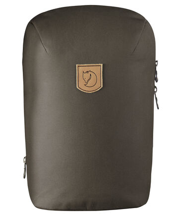 "FJÄLLRÄVEN - Tages- und Wanderrucksack ""Kiruna Backpack Small"" dark olive"