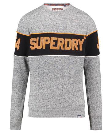 """Superdry - Herren Sweatshirt """"Retro Stripe Crew"""""""
