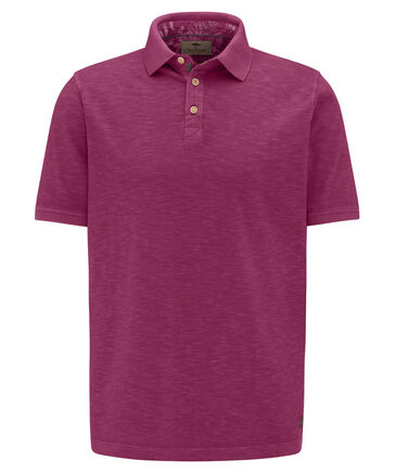 Fynch-Hatton - Herren Polo-Shirt Kurzarm
