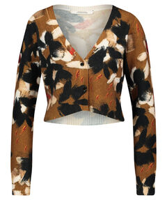 "Damen Cardigan ""Floral Softness"""