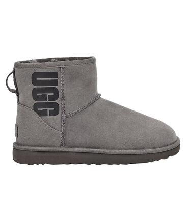 "UGG - Damen Boots ""Classic Mini Logo Rubber"""