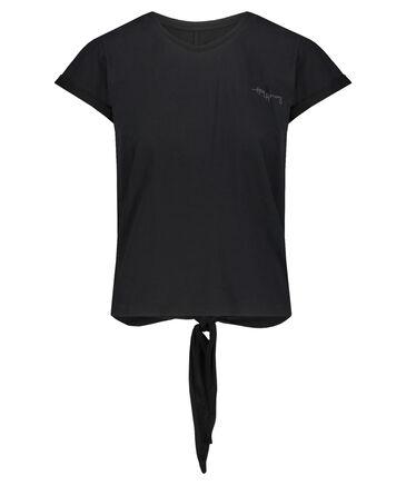 """Hey Honey - Damen Shirt """"Knot Shirt"""" Kurzarm"""