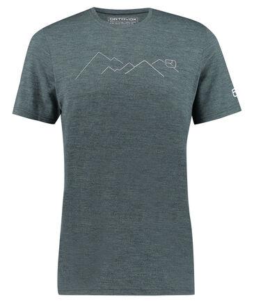 """Ortovox - Herren Bergshirt """"185 Merino Mountain"""""""