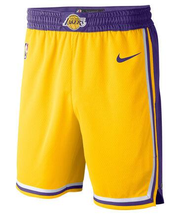 "Nike - Herren Basketballshorts ""LA Lakers Icon Edition Nike NBA"""