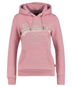 "Damen Sweatshirt mit Kapuze ""Premium Goods Luxe EMB Entry """