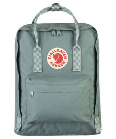 "Tages- und Wanderrucksack ""Kanken"" frost green/chest pattern 16 Liter"