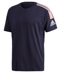 "Herren Trainingsshirt ""Z.N.E. 3-Stripes"""
