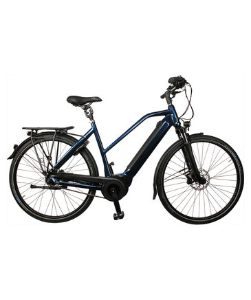 "Velo de Ville - E-Bike ""AEB 490 Allround 28"" Diamantrahmen Bosch Performance 500 Wh"