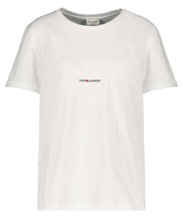 """Saint Laurent - Herren T-Shirt """"Basic Logo"""""""
