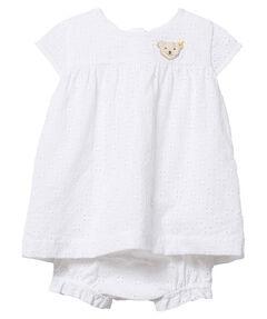 Mädchen Baby Kleid mit Höschen